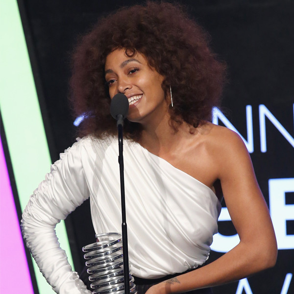 Solange Knowles, The Webby Awards
