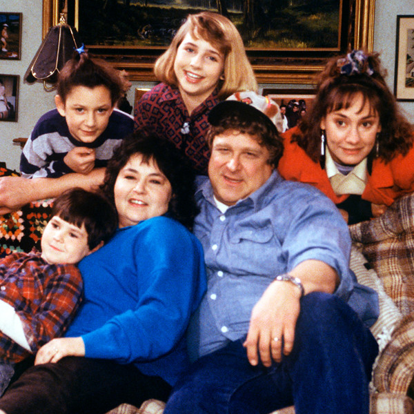 <i>Roseanne</i> Cast: Then and Now