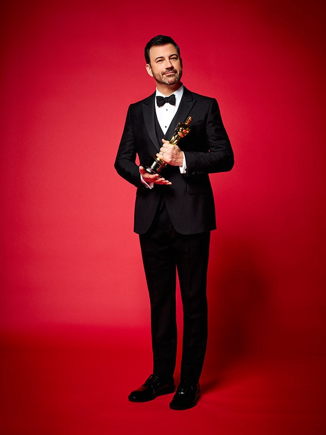 jimmy kimmel returning to host the 2018 oscars e news