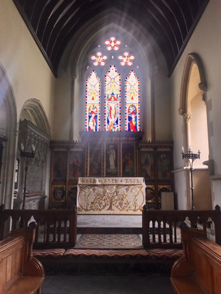 St. Marks Church Englefield