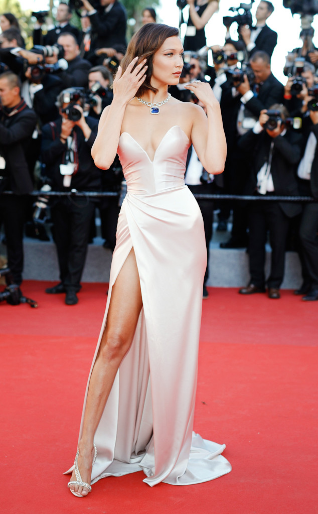ESC: Cannes Best Dressed, Bella Hadid