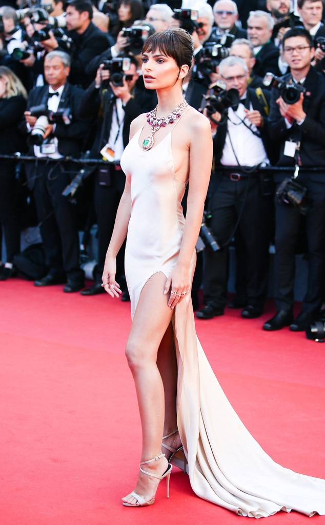 ESC: Cannes Best Dressed, Emily Ratajkowski