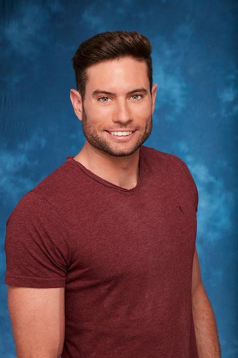 The Bachelorette, season 13, Bryce