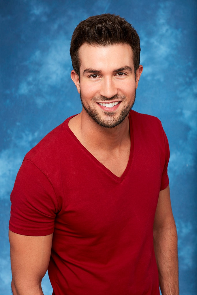 The Bachelorette, season 13, Bryan