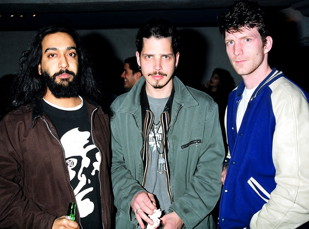 Chris Cornell, Kim Thayil, Ben Shepherd, Soundgarden