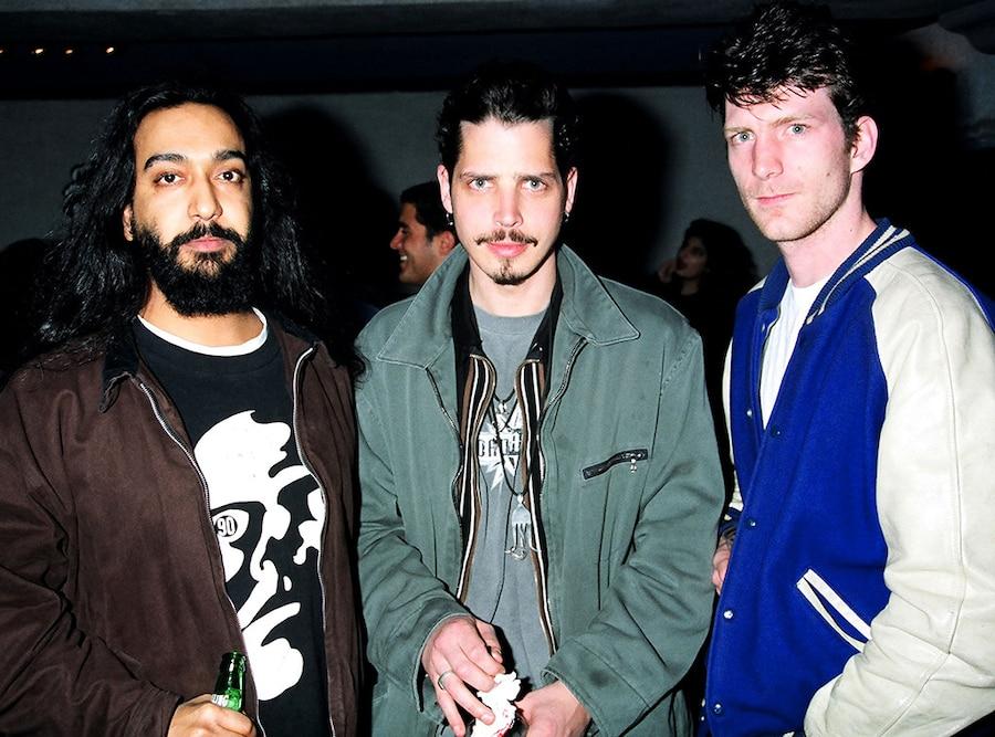 Chris Cornell, Kim Thayil, Ben Shepherd, Soundgarden