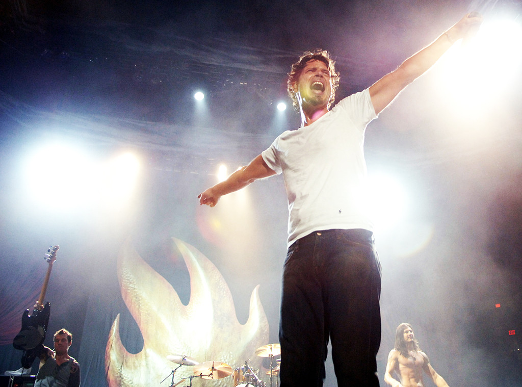 Chris Cornell, Audioslave