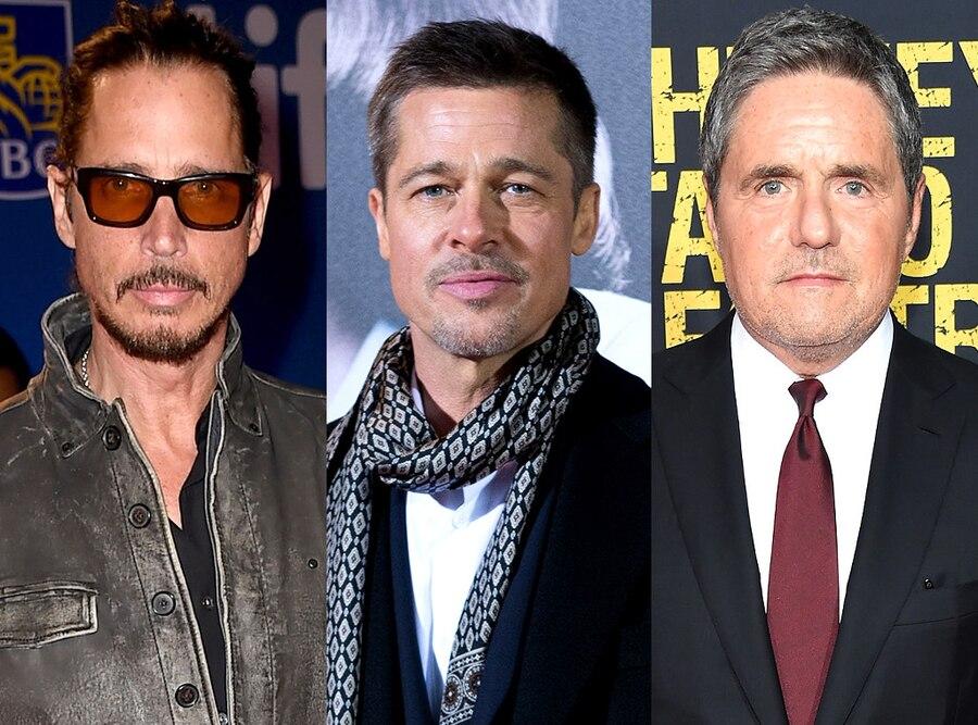 Chris Cornell, Brad Pitt, Brad Grey