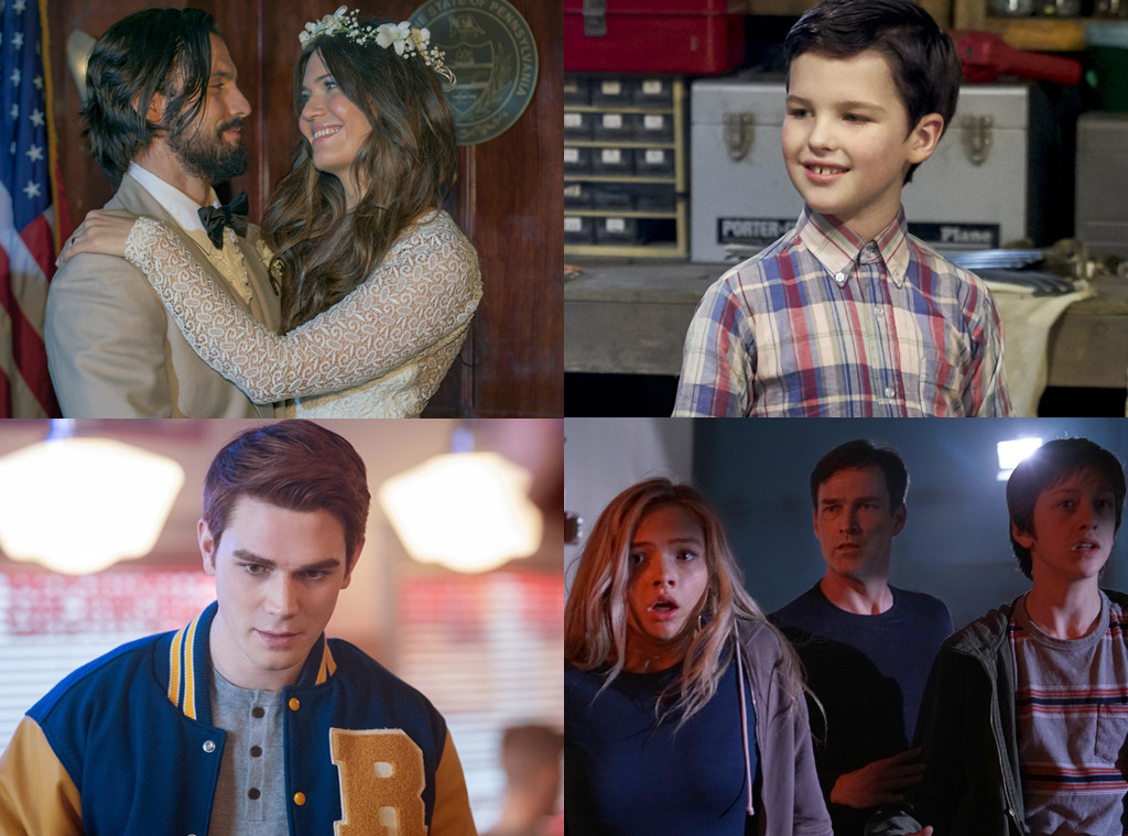 Fall TV, This Is Us, Riverdale, The Gifted, Young Sheldon