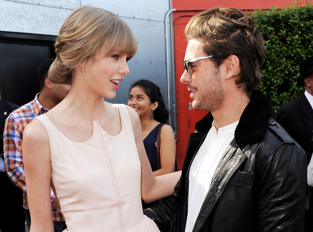 Taylor Swift, Zac Efron