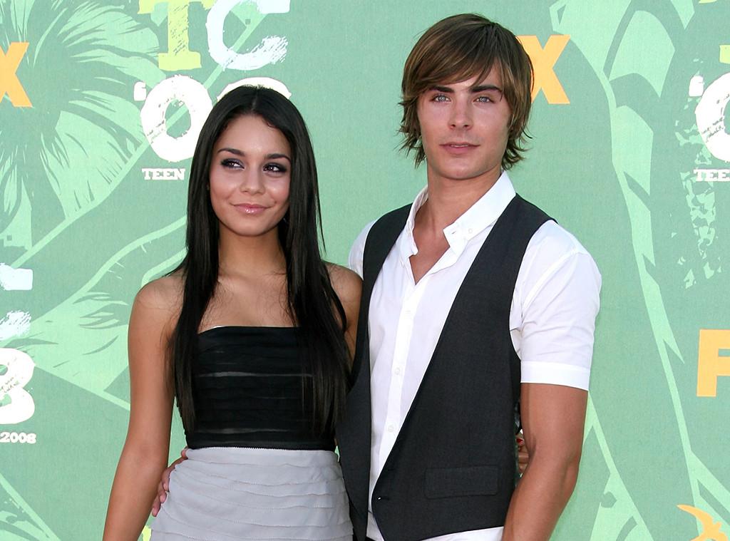 Vanessa Hudgens, Zac Efron, Teen Choice Awards