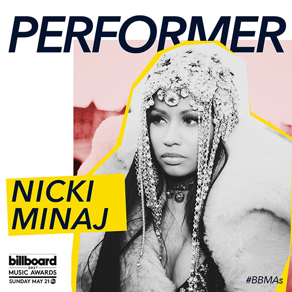 Nicki Minaj, 2017 Billboard Music Awards