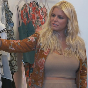 Jessica Simpson, CBS Sunday Morning