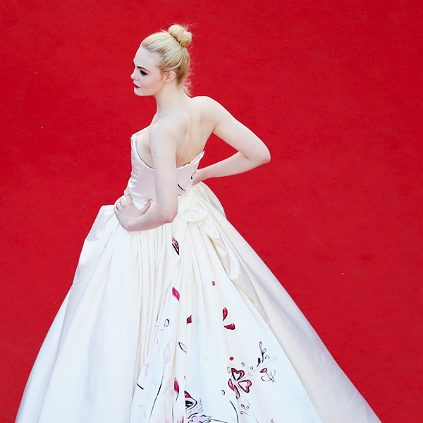 ESC: Cannes Best Dressed, Elle Fanning