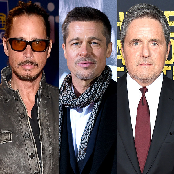 Chris Cornell, Brad Pitt, Brad Grey
