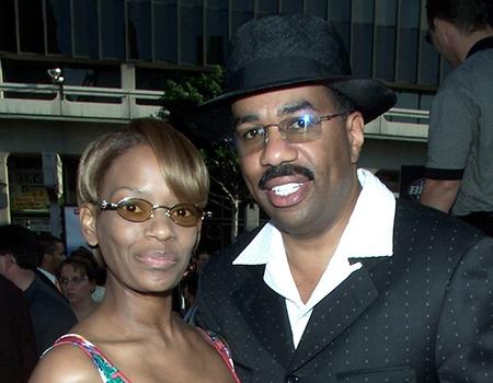 Steve Harvey S Ex Wife Sues Him For 60 Million Dollars