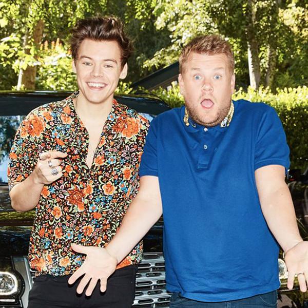 Harry Styles, Carpool Karaoke