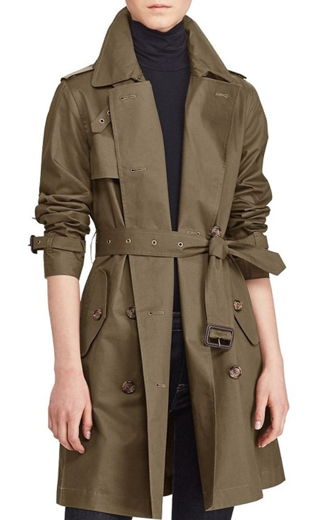 Branded: Trench