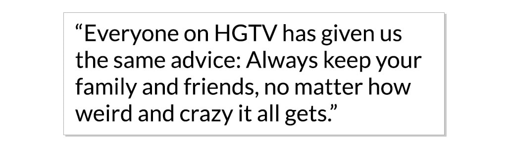 Home Town HGTV Quotes