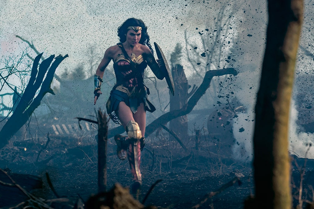 Wonder Woman soars past Spider-Man to biggest superhero origin movie ever