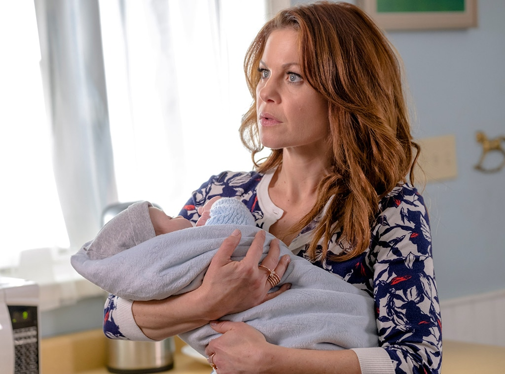 Candace Cameron Bure, Aurora Teagarden, A Bundle Of Trouble