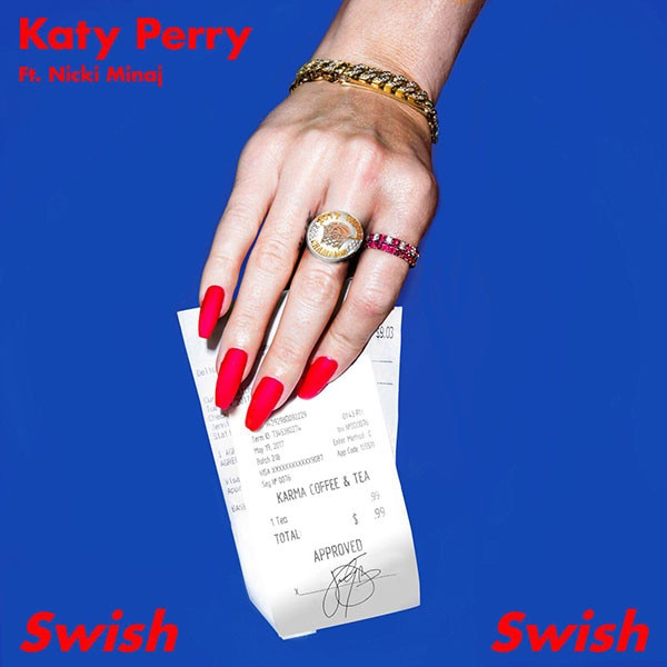Katy Perry, Swish Swish