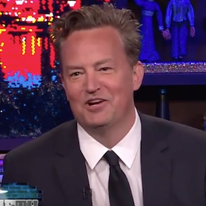 Matthew Perry, Watch What Happens Live