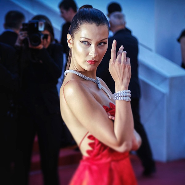 Pamela Anderson's Cannes Look Turns Heads