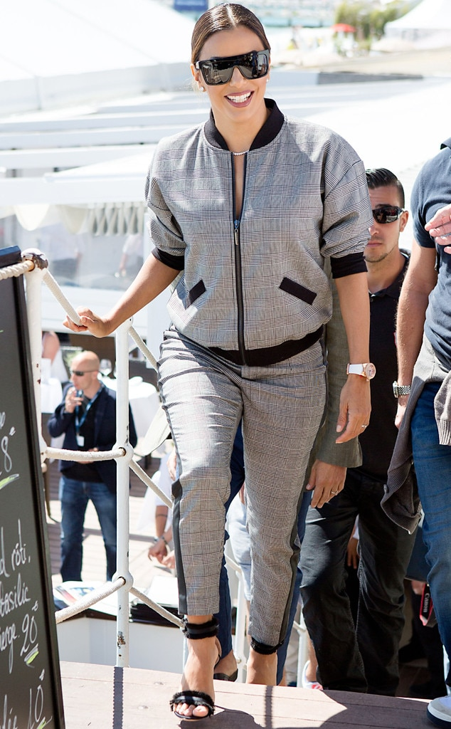 Best Street Style From The Cannes Film Festival 2017 E News