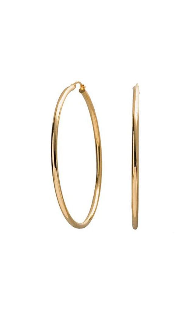 ESC: Gold Hoops