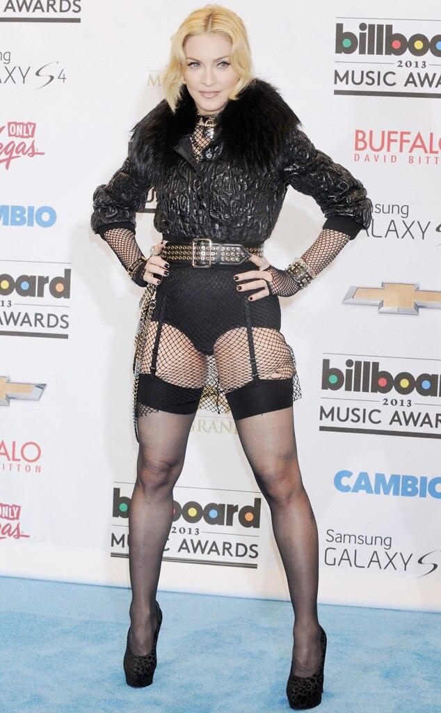 ESC: Billboard's Craziest Outfits, Madonna