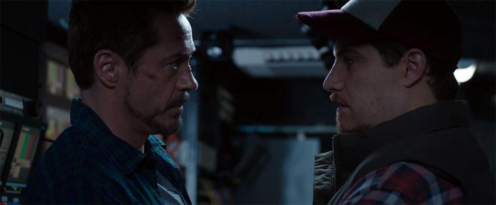 Adam Pally, Iron Man 3