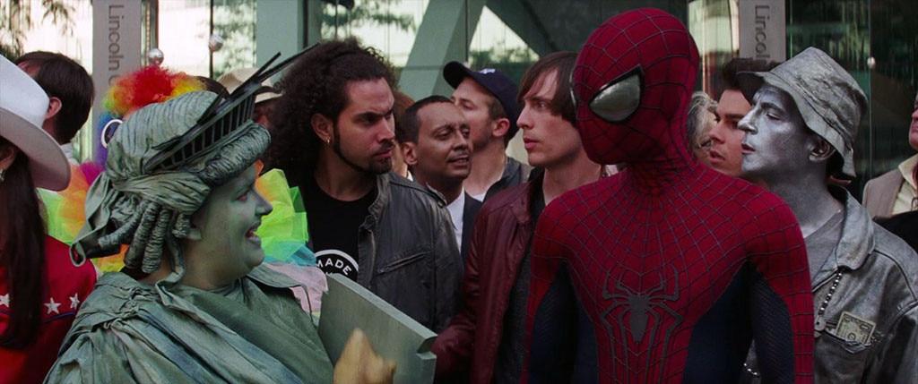 Aidy Bryant, The Amazing Spider-Man 2
