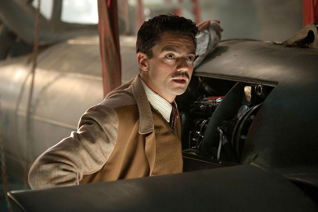 Dominic Cooper, Captain America: The First Avenger