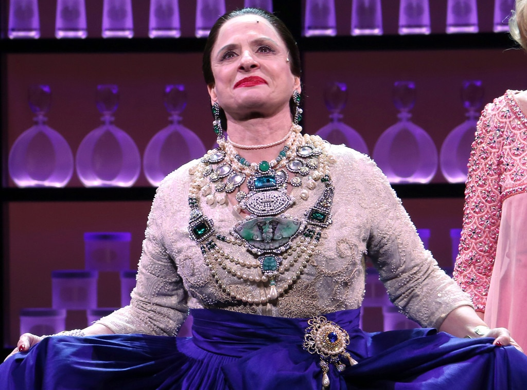 Patti Lupone, War Paint