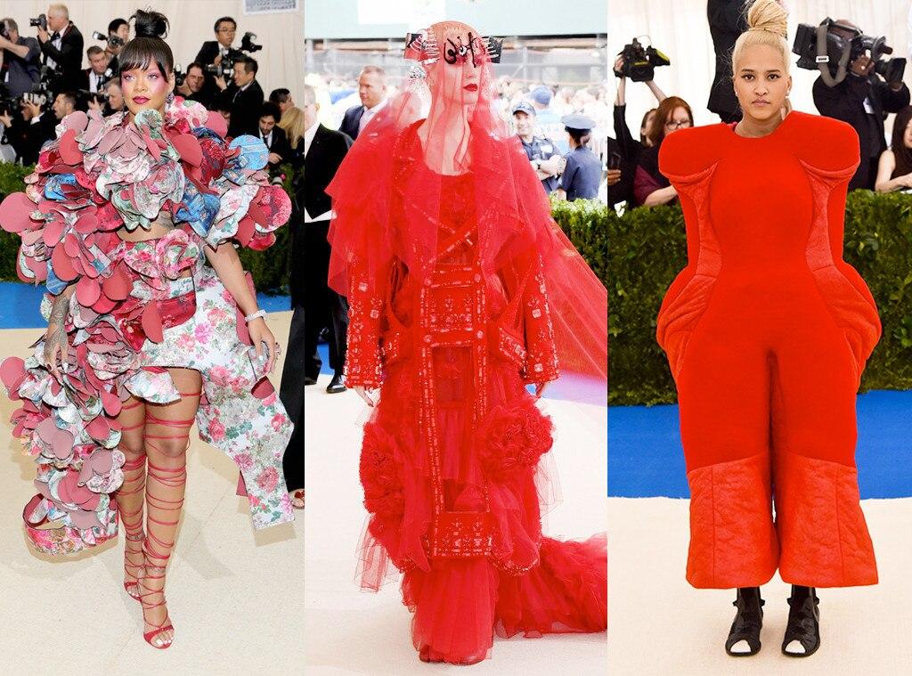 2017 Met Gala, Rule Breakers, Fashion Risk-Takers