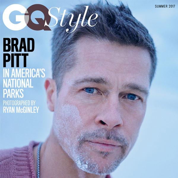 Brad Pitt, GQ Style
