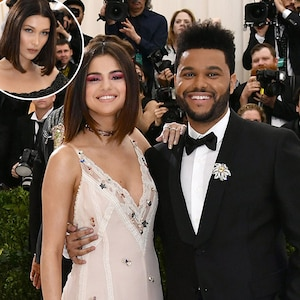Selena Gomez, The Weeknd, Bella Hadid, 2017 Met Gala, Couples
