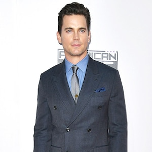 Matt Bomer, AMAs, 2016 American Music Awards, Arrivals