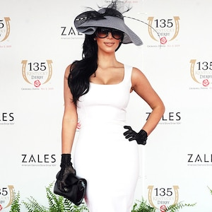Kim Kardashian, Kentucky Derby