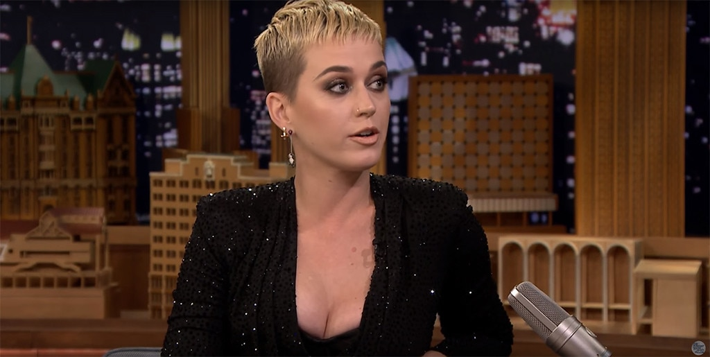 Katy Perry, The Tonight Show Starring Jimmy Fallon