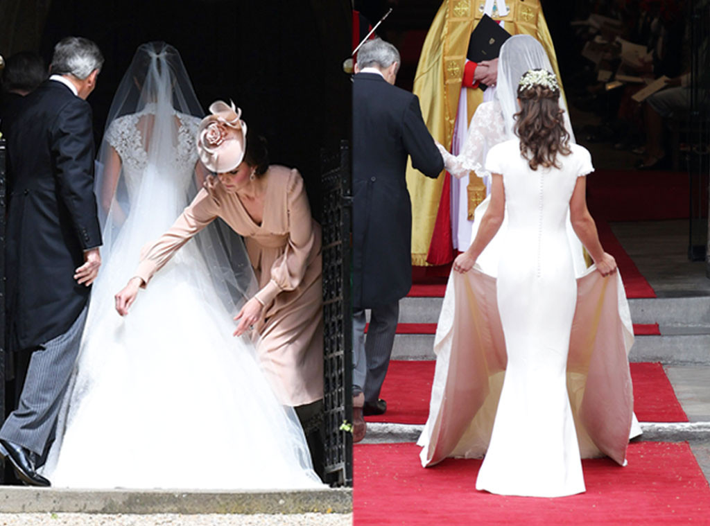 Kate Middleton, Pippa Middleton, Pippa Middleton and James Matthews Wedding, Royal Wedding