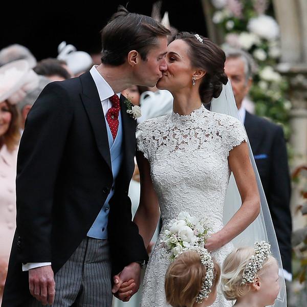 Pippa Middleton Marries James Matthews E News