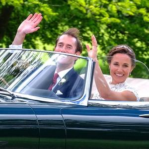 Pippa Middleton, James Matthews, Wedding