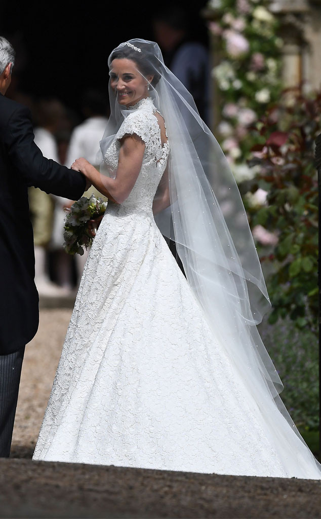 Pippa Middleton, Pippa Middleton and James Matthews Wedding