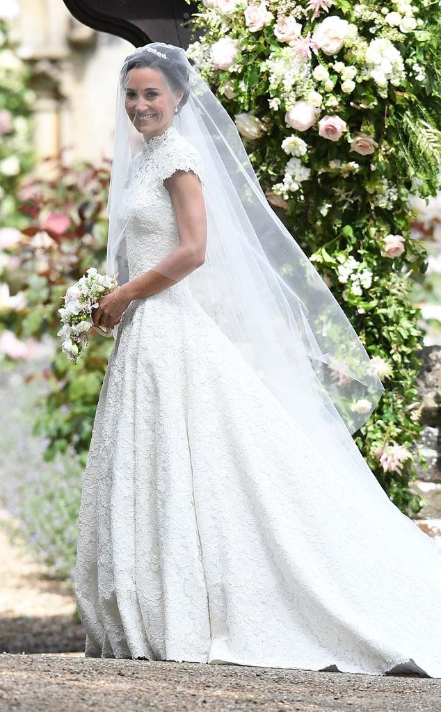 Pippa Middleton, Kate Middleton, Pippa Middleton and James Matthews Wedding