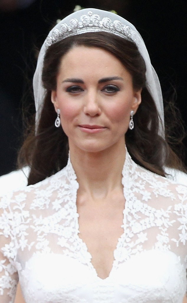 Kate Middleton, Royal Wedding 2011