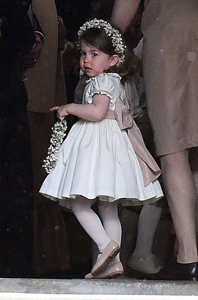 Princess Charlotte, Pippa Middleton and James Matthews Wedding