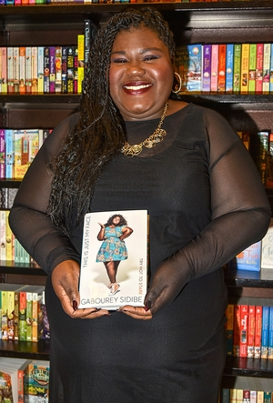 Gabourey Sidibe, Book Signing