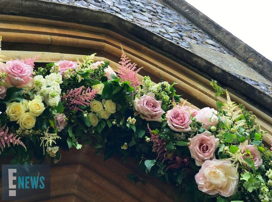 Pippa Middleton and James Matthews Wedding Details